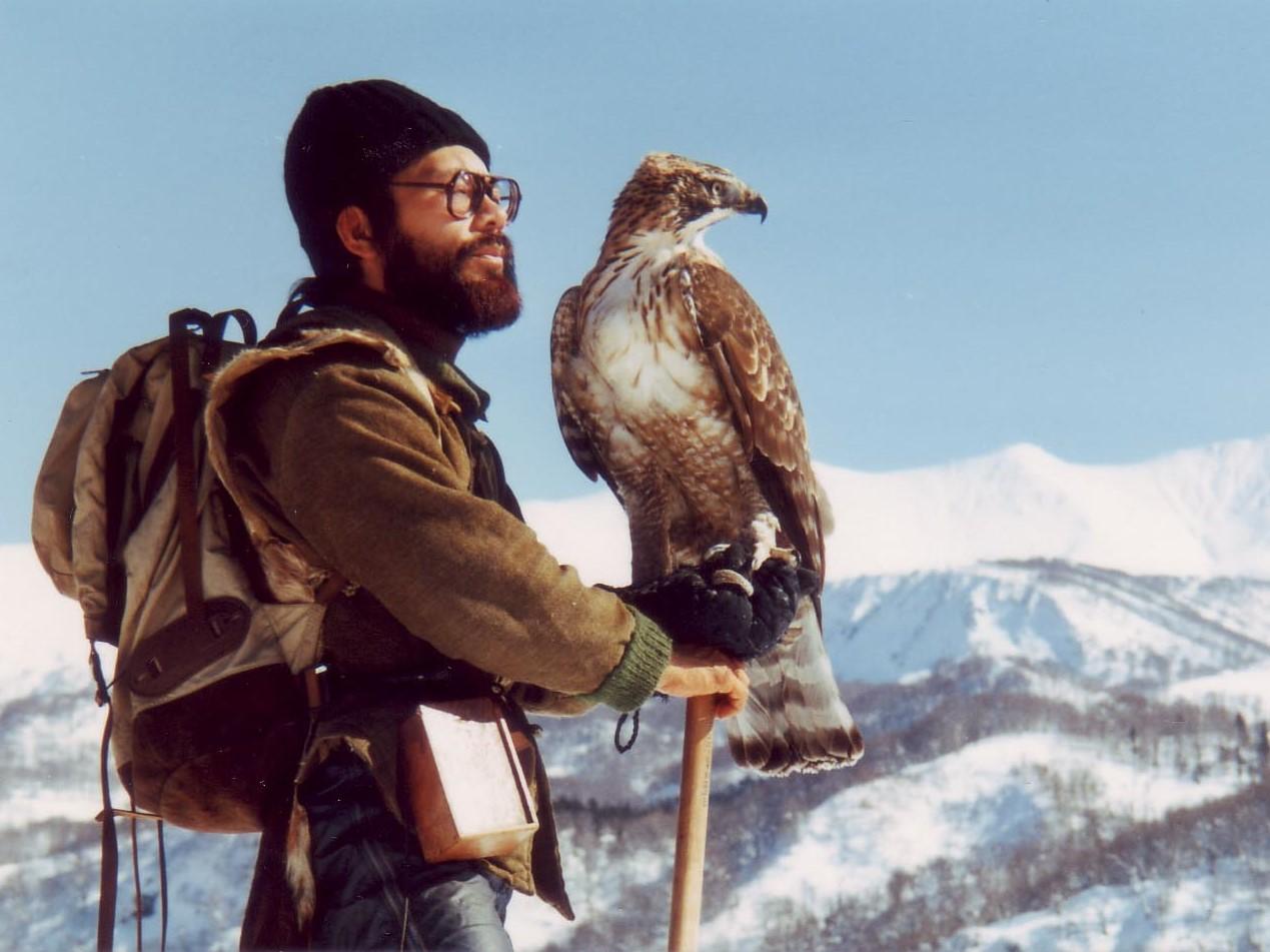 奥羽の鷹使い -日本の狩猟習俗-