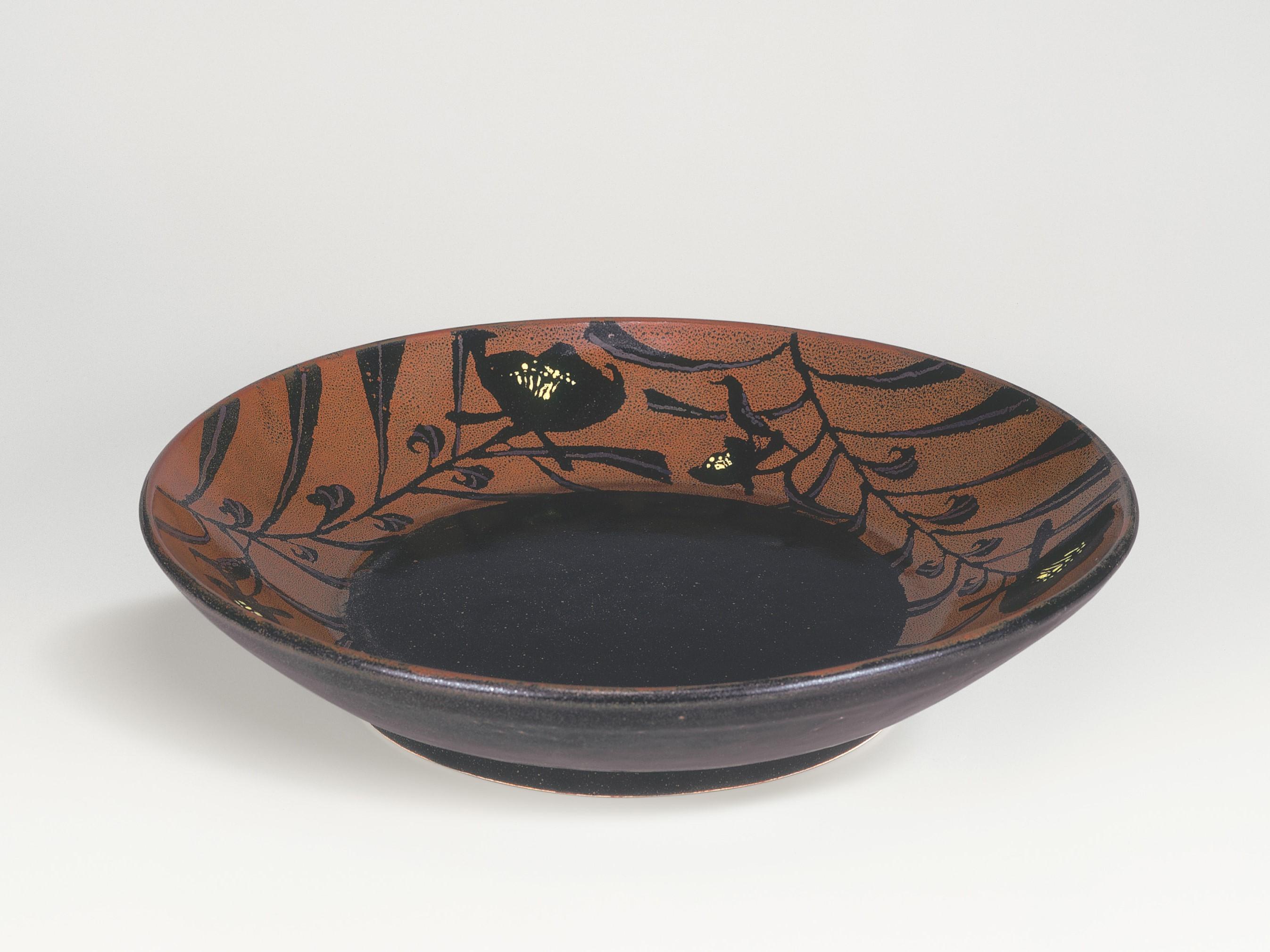 鉄釉陶器 -原清のわざ-