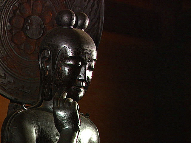 彫刻に見る日本のよさや美しさ