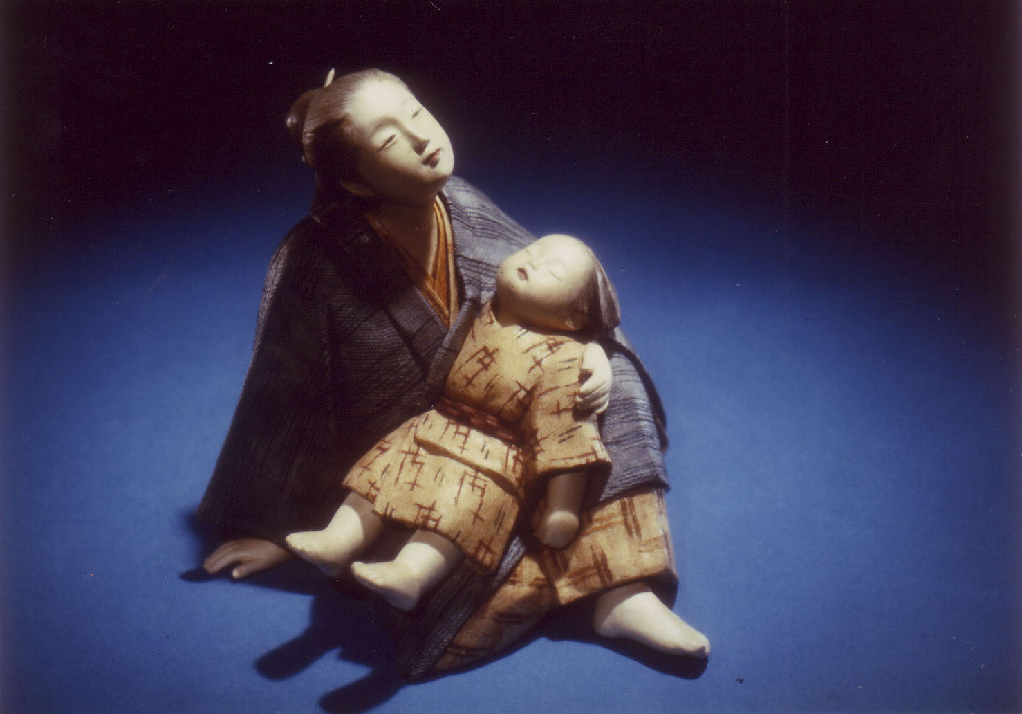 人形作家 秋山信子 -心やすらぐ人形を-