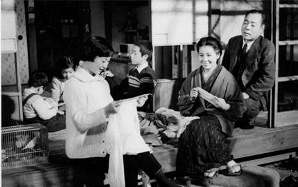 昭和30年代の日本・家族の幸福 3.家族編